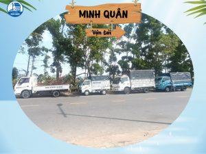 Cho thuê xe tải tại đà nẵng