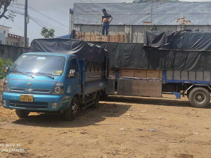 Dịch vụ xe trung chuyển Đà Nẵng