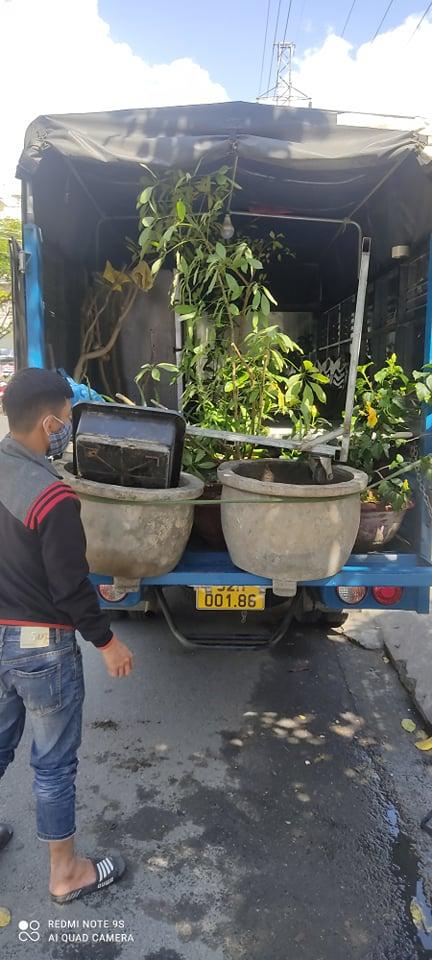 Dịch vụ chuyển nhà trọn gói Đà Nẵng