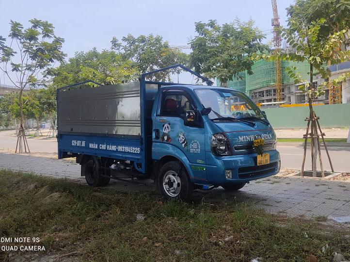 Taxi tải Đà Nẵng
