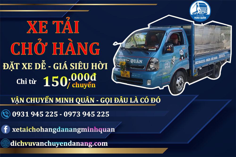 dịch vụ vận chuyển Đà Nẵng giá rẻ.